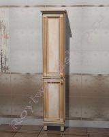 """Шкаф-колонна для ванной комнаты """"Челси-1 Алекс-1"""" (левое открывание)"""