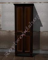 "Шкаф для ванной комнаты ""Челси-1 Алекс-2 орех"""