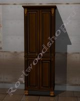 "Шкаф для ванной комнаты ""Челси-2 Уорвик-2 орех"""