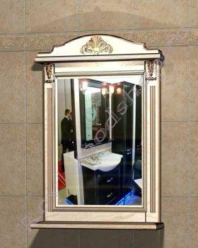 "Зеркало ""Руссильон PROVENCE-65 светлое дерево"""