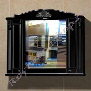 "Зеркало-шкаф ""Руссильон PROVENCE-100 черное дерево"""